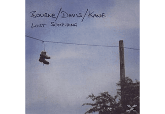 Bourne - LOST SOMETHING - (CD)