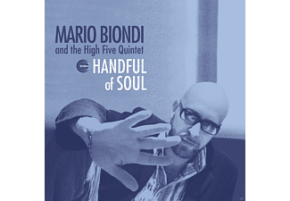 Biondi, Mario And High Five Quintet, The - Handful Of Soul (Special Edition) - (LP + Bonus-CD)
