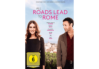 All Roads Lead to Rome - (DVD)