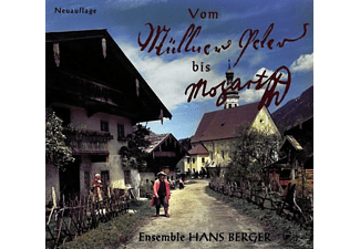 Hans Ensemble Berger - Vom Müllner-Peter bis Mozart - (CD)