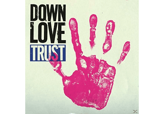 Down Love - Trust - (CD)