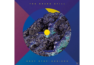 Next Stop: Horizon - The Grand Still - (CD)