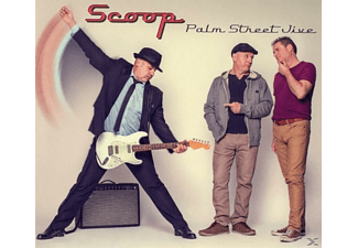 Scoop - Palm Street Jive - (CD)