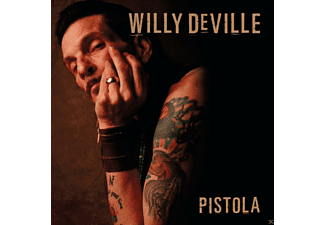 Willy Deville - Pistola  (Orange) - (Vinyl)