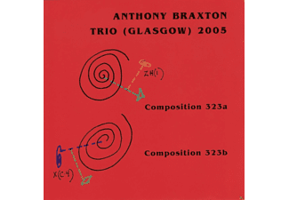 Anthony Braxton Trio - Anthony Braxton Trio (Glasgow) 2005 - (CD)