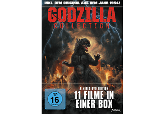 The Godzilla Collection - Limited DVD Edition Ltd. - (DVD)