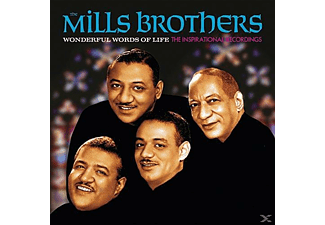 The Mills Brothers - Wonderful Words Of Life - (Vinyl)