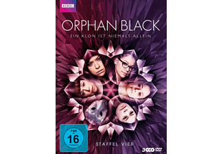 Orphan Black - Staffel 4 - (DVD)