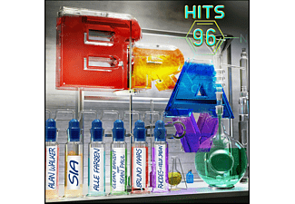 VARIOUS - Bravo Hits Vol.96 [CD]