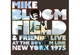 Mike Bloomfield & Friends - Live At The Bottom Line New York 1975 - (CD)