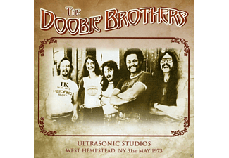 The Doobie Brothers - Ultrasonic Studios West Hempstead,Ny 31 May 1973 - (Vinyl)