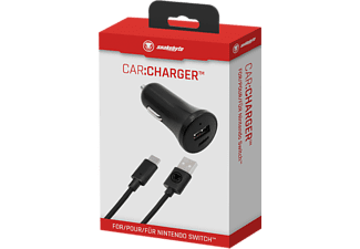 SNAKEBYTE Car:Charger KFZ-Ladegerät - Switch Tablet kompatibel
