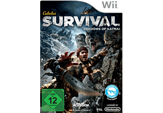 Cabela's Survival: Shadows of Katmai - Nintendo Wii