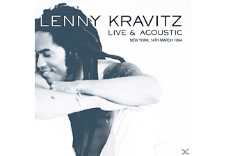 Lenny Kravitz - Live & Acoustic-New York,14th March 1994 - (CD)