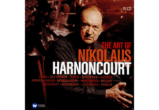 VARIOUS - Art Of Nikolaus Harnoncourt(Collecto [CD]