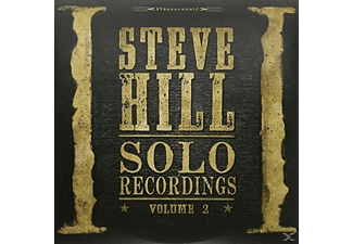 Steve Hill - Solo Recordings Vol.2 - (Vinyl)