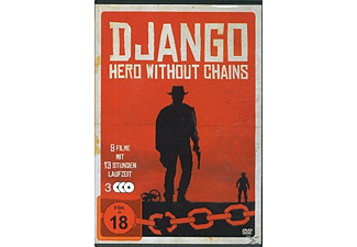 Django: Hero without Chains - (DVD)