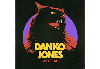 Danko Jones - Wild Cat (Lim.Gatefold Black Vinyl) - (Vinyl)