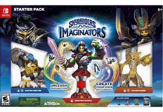 Skylanders Imaginators - Starter Pack | Nintendo Switch