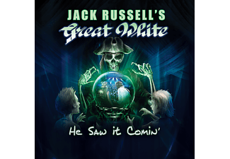 Jack Russell's Great White - He Saw It Coming (CD)
