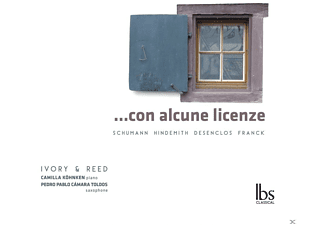 Ivory & Reed - ...Con Alcune Licenze - (CD)