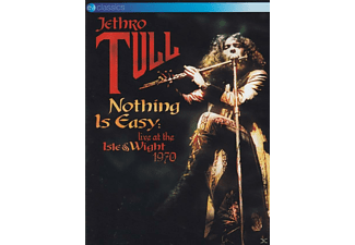 Jethro Tull - NOTHING IS EASY - LIVE AT THE IOW 1970 - (DVD)