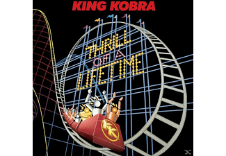 King Kobra - Thrill Of A Lifetime (Lim.Collector's Edition) - (CD)