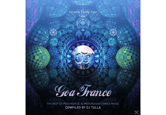 VARIOUS - Goa Trance Vol.34 - (CD)