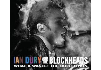Ian Dury, The Blockheads - What A Waste - (CD)