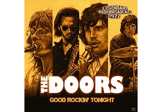 The Doors - Good Rockin Tonight - (CD)