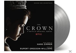 OST/VARIOUS - The Crown (Netflix Series)(LTD Silver Crown Vinyl) - (Vinyl)