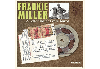 Frankie Miller - A Letter Home From Korea - (Vinyl)