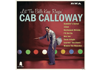 Cab Calloway - Let The Bells Keep Ring - (Vinyl)