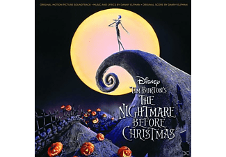 OST/VARIOUS - Tim Burton's The Nightmare Before Christmas - (Vinyl)