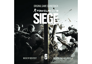 Frost,Ben/Haslinger,Paul - Rainbow Six: Siege (Ost) - (CD)