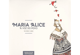 Maria Alice - The People'S Voice - (CD)