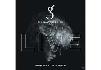 The Beauty Of Gemina - Minor Sun-Live In Zurich - (CD)
