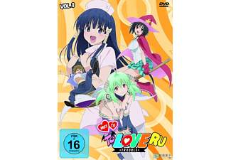 Motto To Love Ru: Trouble-Vol.3 - (DVD)