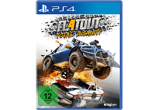 FlatOut 4: Total Insanity - PlayStation 4