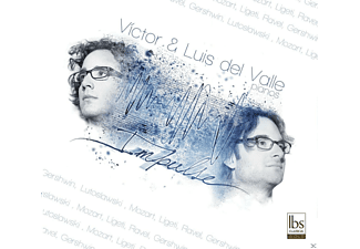 Victor & Luis Del Valle - Impulse - (CD)