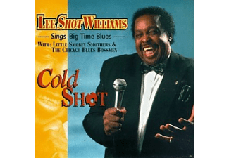 "Lee ""shot"" Williams - Cold Shot - (CD)"
