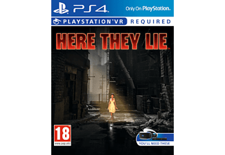 Here They Lie (PlayStation VR)