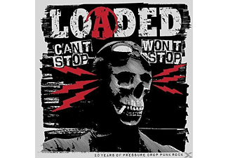 Loaded - can't stop won't stop - (Vinyl)