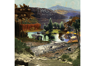 Tingsek - Amygdala - (CD)