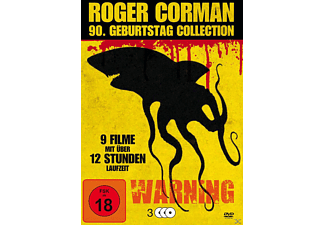 Roger Corman 90. Geburtstag Collection - (DVD)