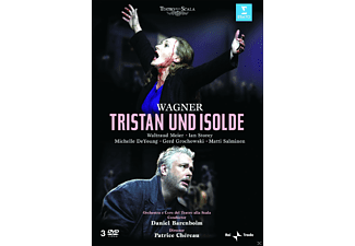 VARIOUS, Orchestra And Chorus Of Teatro Alla Scala - Tristan Und Isolde - (DVD)