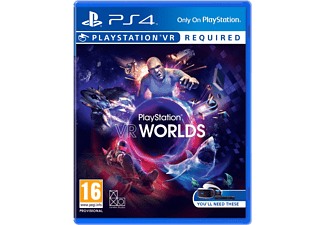 Worlds (PlayStation VR)