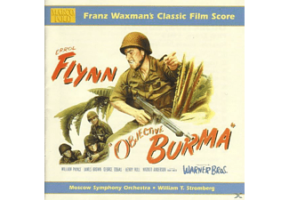 WILLIAM T. Moscow So & Stromberg - Objective Burma! - (CD)