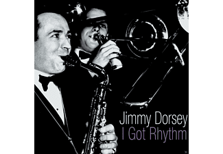 Jimmy Dorsey - I Got Rhythm - (CD)