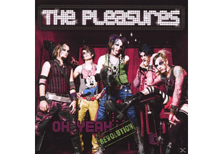 The Pleasures - Oh Yeah Revolution - (CD)